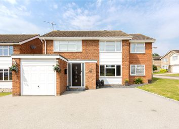 Thumbnail 4 bed detached house for sale in Briarswood, Chelmsford, Essex