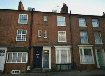 Thumbnail 4 bed town house for sale in Derngate, Northampton