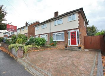 Thumbnail 3 bed semi-detached house for sale in Sheppard Road, Basingstoke