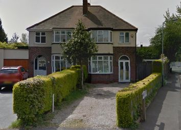 Thumbnail 3 bed semi-detached house to rent in Beech Road, Wolverhampton