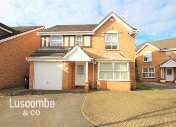 Thumbnail 4 bed detached house to rent in Oak Tree Drive, Rogerstone