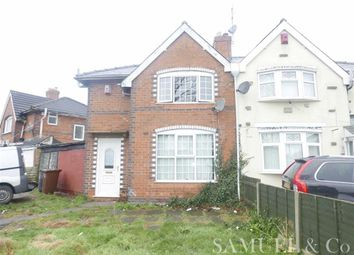 Thumbnail 3 bed semi-detached house to rent in Broadstone Avenue, Walsall
