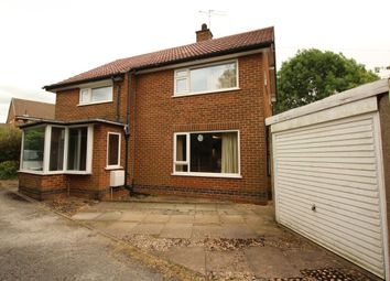 Thumbnail 3 bedroom detached house to rent in Bancroft Drive, Allestree, Derby