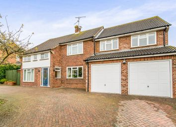 Thumbnail 4 bedroom property for sale in Sheppard Road, Basingstoke, Hampshire, .
