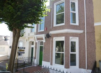 Thumbnail 3 bed terraced house to rent in Chaddlewood Avenue, Lipson, Plymouth