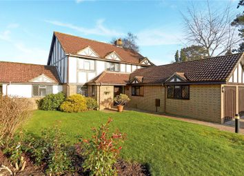 Thumbnail 5 bed detached house for sale in Huntsmans Close, Warlingham, Surrey
