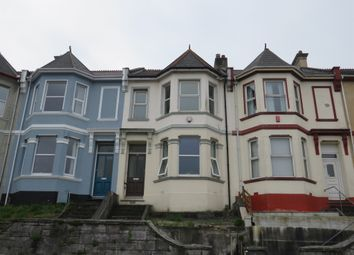 Thumbnail 2 bed flat for sale in Pasley Street, Stoke, Plymouth