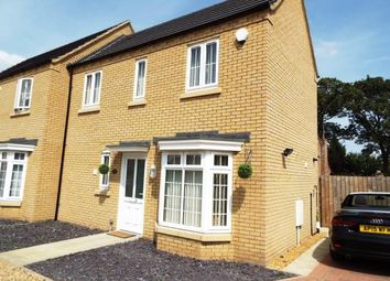 Thumbnail 2 bed semi-detached house for sale in Wisbech, Cambridgeshire