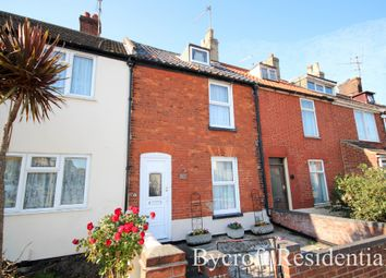 Thumbnail 3 bed terraced house for sale in Northgate Street, Great Yarmouth
