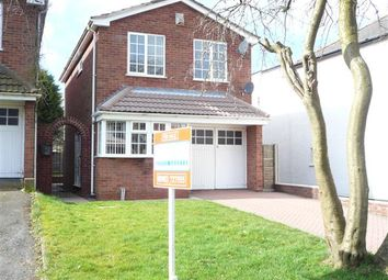 Thumbnail 3 bedroom detached house for sale in Wood End Road, Wednesfield, Wednesfield