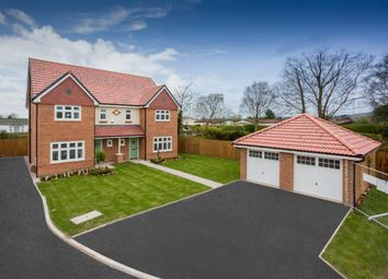 Thumbnail 4 bed semi-detached house for sale in Plot 10, The Epsom, The Thatch, Garstang, Preston, Lancashire