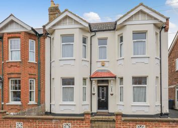 Thumbnail 6 bed end terrace house to rent in Cromwell Road, Wimbledon