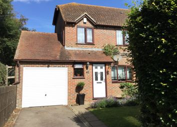 Thumbnail 3 bed semi-detached house for sale in The Pines, Yapton, Arundel