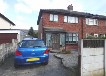 Thumbnail 3 bed end terrace house for sale in Marshall Avenue, Dallam, Warrington, Cheshire