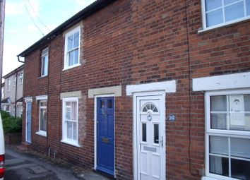 Thumbnail 2 bedroom terraced house to rent in Victoria Street, Bury St. Edmunds