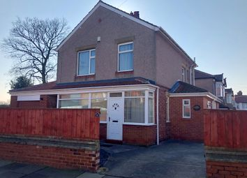 Thumbnail 4 bed detached house for sale in Park Road, Seaton Delaval, Tyne & Wear