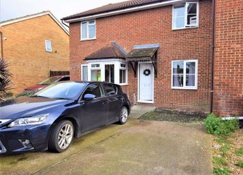 Thumbnail 2 bed terraced house to rent in Burns Place, Tilbury, Essex