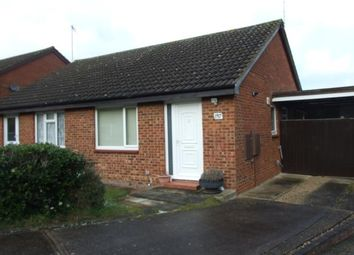 Thumbnail 2 bed bungalow to rent in Coleridge Close, Hitchin