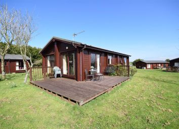 Thumbnail 3 bedroom property for sale in Hartland Forest Holiday Park, Woolsery, Bideford
