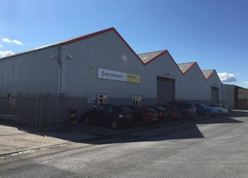 Thumbnail Industrial to let in Unit D1A, Unit D1A, Chittening Trading Estate, Greensplott Road, Avonmouth