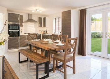 "Thumbnail 4 bedroom detached house for sale in ""Irving"" at Caistor Lane, Poringland, Norwich"