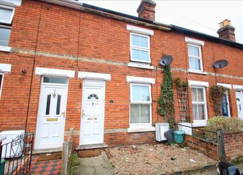 Thumbnail 3 bed terraced house for sale in Barrington Road, New Town, Colchester