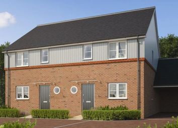 Thumbnail 3 bed semi-detached house for sale in Swanwick Lane, Swanwick, Hampshire
