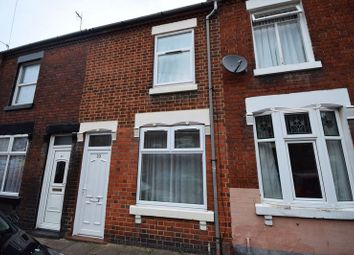Thumbnail 2 bed terraced house for sale in Caulton Street, Burslem, Stoke-On-Trent