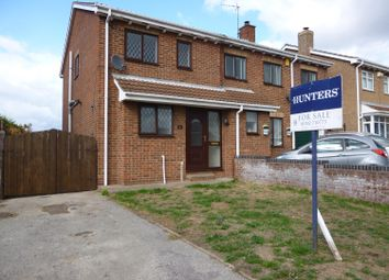 Thumbnail 3 bed semi-detached house for sale in Grange View, Harworth, Doncaster