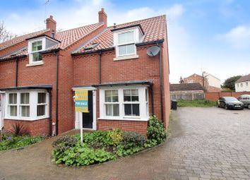 Thumbnail 3 bed town house for sale in Wapping, Ormesby, Great Yarmouth