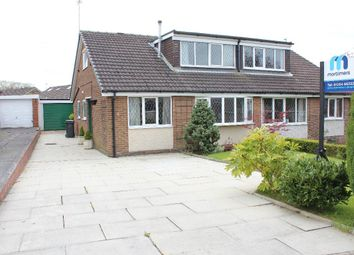 Thumbnail 4 bed bungalow to rent in Lodgeside, Clayton Le Moors