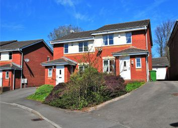 Thumbnail 3 bed semi-detached house for sale in Youghal Close, Pontprennau, Cardiff