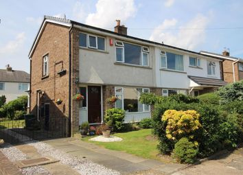 Thumbnail 3 bed semi-detached house for sale in Mapplewell Crescent, Ossett