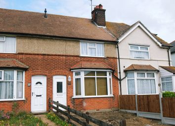 Thumbnail 3 bed terraced house to rent in Mayflower Avenue, Harwich