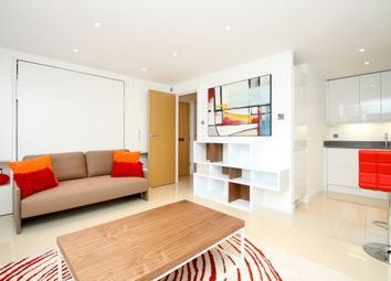 Thumbnail Studio to rent in Discovery Walk, Wapping, London