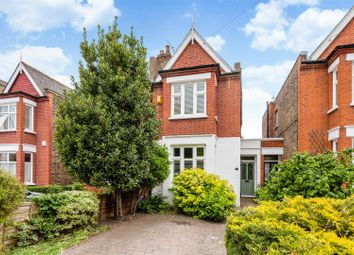 Thumbnail 4 bed property for sale in Lambton Road, West Wimbledon