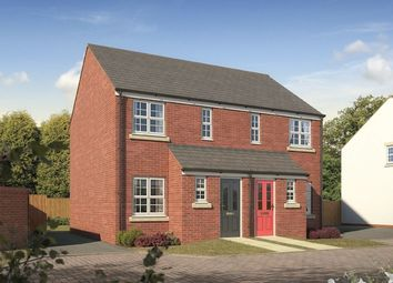 "Thumbnail 2 bed terraced house for sale in ""The Alnwick"" at Bramley Close, Wellington"