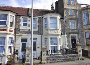 Thumbnail 4 bed maisonette for sale in Clevedon Road, Weston-Super-Mare