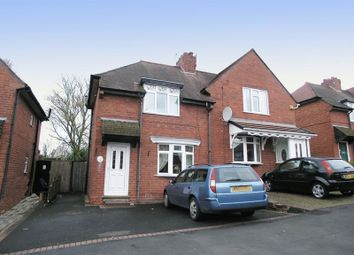 Thumbnail 2 bed semi-detached house for sale in Brierley Hill, Quarry Bank, Thornhill Road