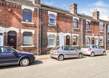 Thumbnail 3 bed terraced house for sale in Nile Street, Burslem, Stoke-On-Trent