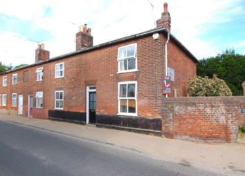 Thumbnail 3 bedroom end terrace house to rent in Northgate, Beccles