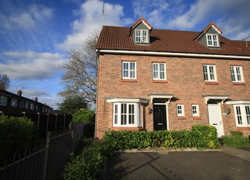 Thumbnail 4 bed semi-detached house for sale in St. Matthews Street, Burton-On-Trent