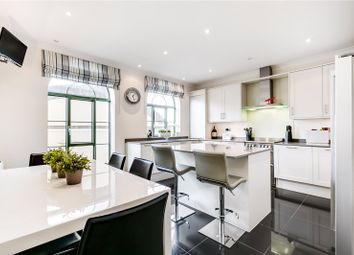 Thumbnail 2 bed flat for sale in Brasenose Drive, Harrods Village, Barnes, London