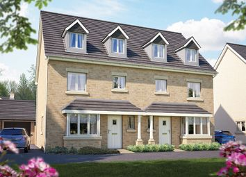 "Thumbnail 4 bed semi-detached house for sale in ""The Wimborne"" at Centenary Way, Witney"