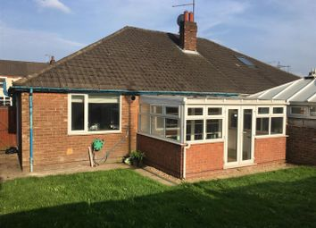 Thumbnail 2 bed semi-detached bungalow for sale in Spa Street, Lincoln