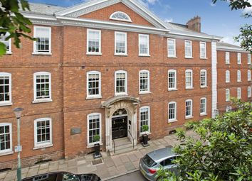 Thumbnail 3 bed flat for sale in Southernhay East, Exeter, Devon