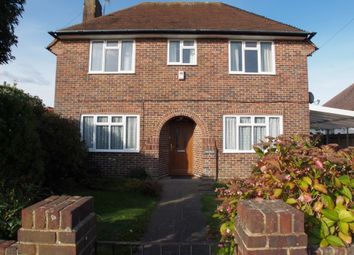 Thumbnail 4 bed property to rent in Manor Hall Road, Southwick, Brighton