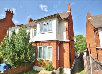 Thumbnail 2 bed maisonette for sale in Church Lane East, Aldershot, Hampshire