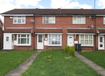 Thumbnail 2 bedroom terraced house for sale in Markham Croft, Pendeford, Wolverhampton