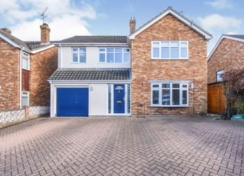 Thumbnail 4 bed detached house for sale in Gordon Road, Chelmsford